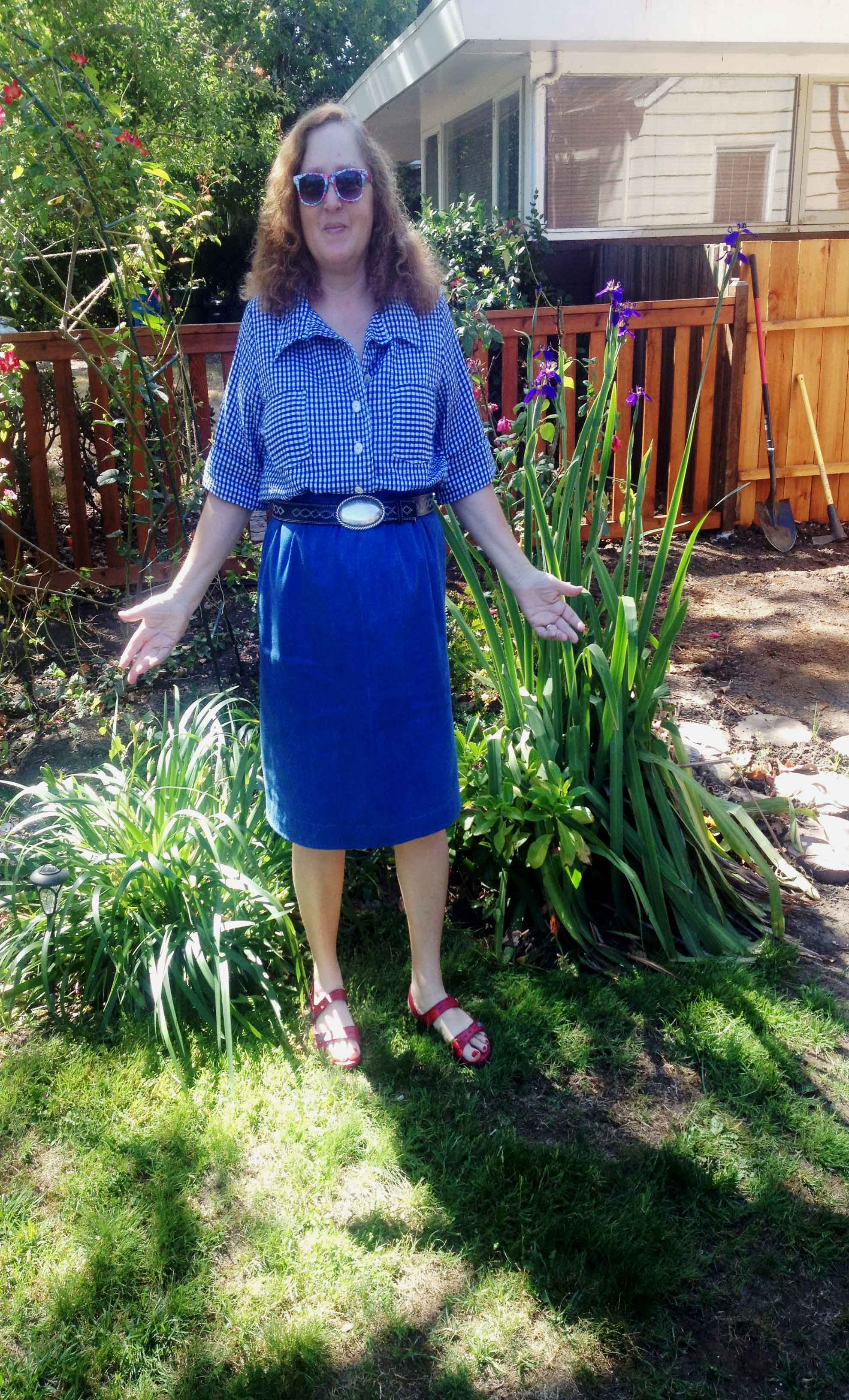Ench By Sew-021- CA Summer Skies Sewing