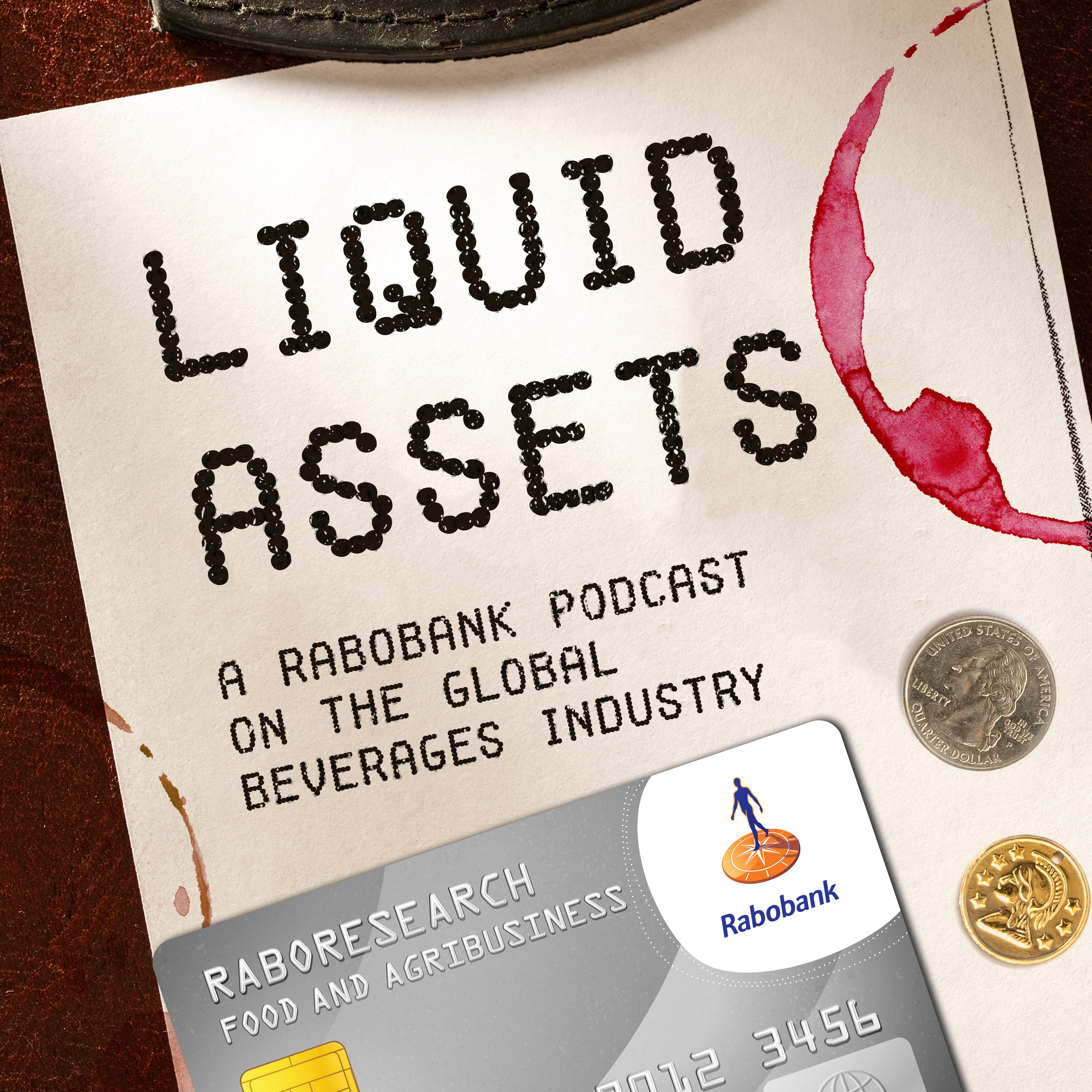 Liquid Assets: A Beverage Industry Podcast show art