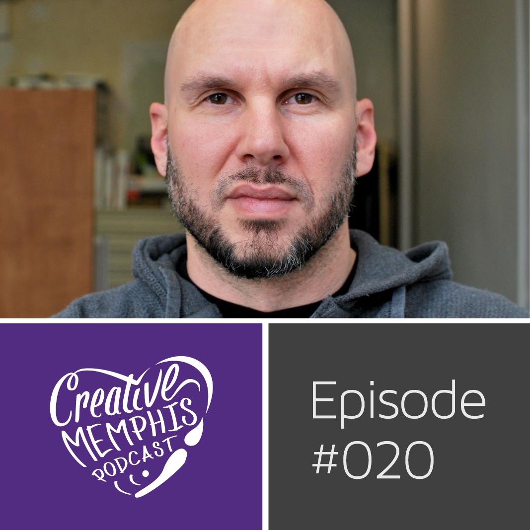 Episode #020: Jason Prater | Farmhouse