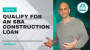 Artwork for How to Qualify for an SBA Construction Loan - What is needed? - IFP EP#131