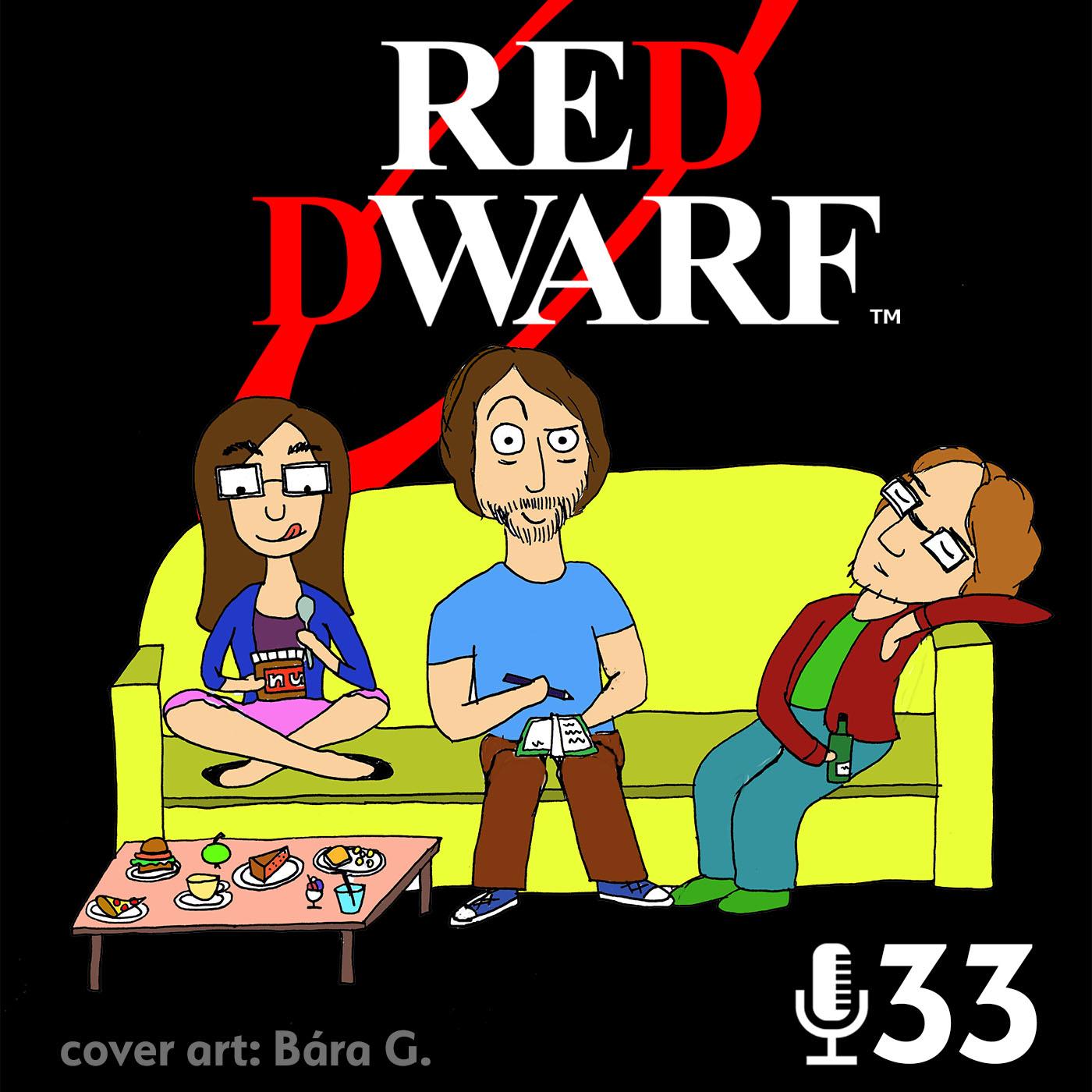 Epizoda 33 - Red Dwarf
