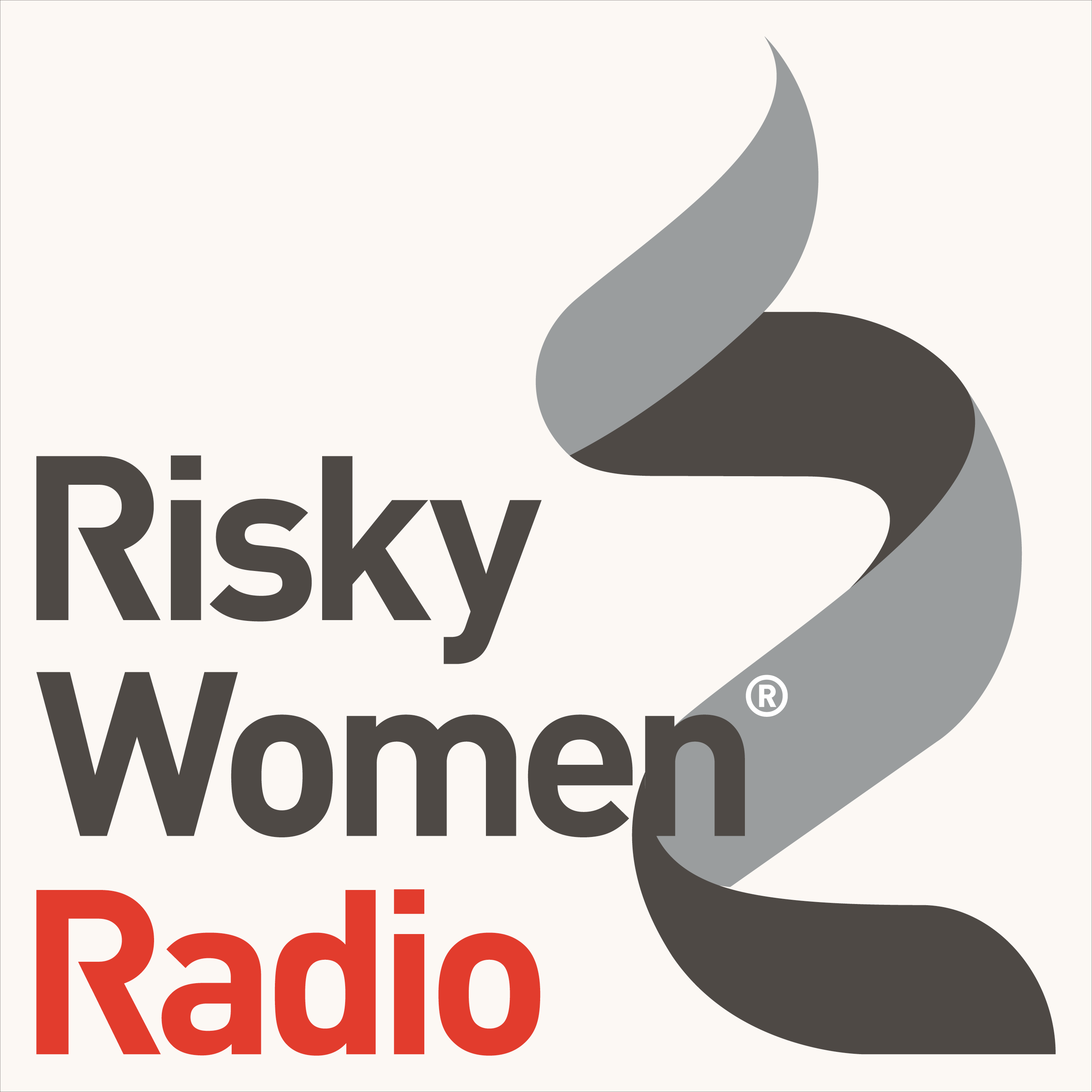 Risky Women Radio show art