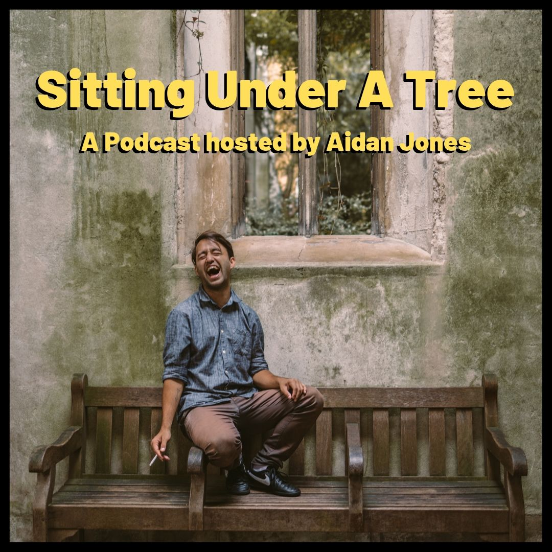 Sitting Under A Tree show art