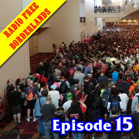 Episode 15: Accepting Critiques & Gen Con Mania
