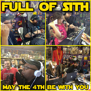 Special Release: May The 4th Be With You