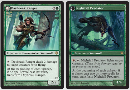 Daybreak Ranger/Nightfall Predator