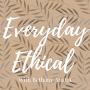 Artwork for Everyday Ethical: Showers, Baths and Reducing Your Waste