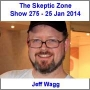Artwork for The Skeptic Zone #275 - 25.Jan.2014
