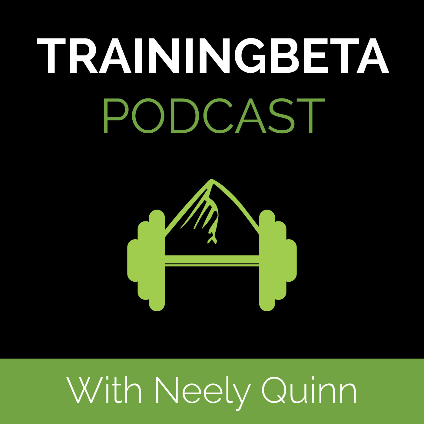 The TrainingBeta Podcast: A Climbing Training Podcast show art