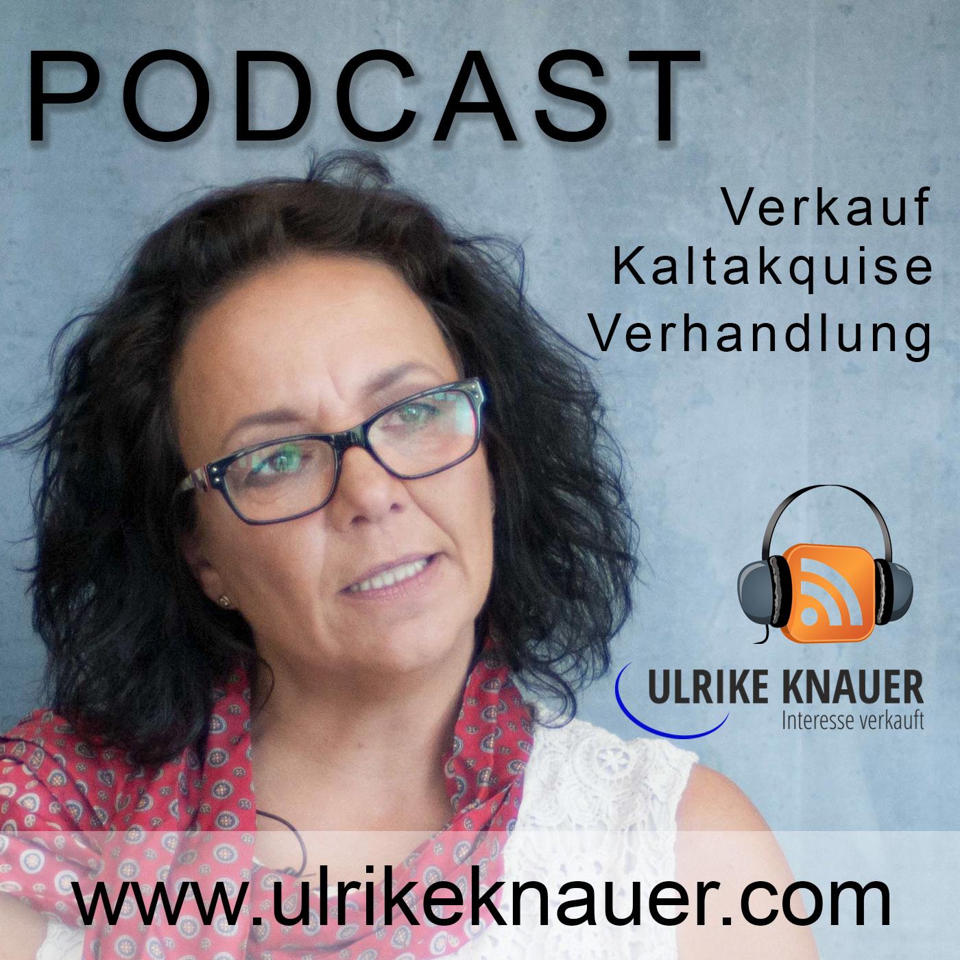 Podcast Verkauf Verhandlung Preisverhandlung logo