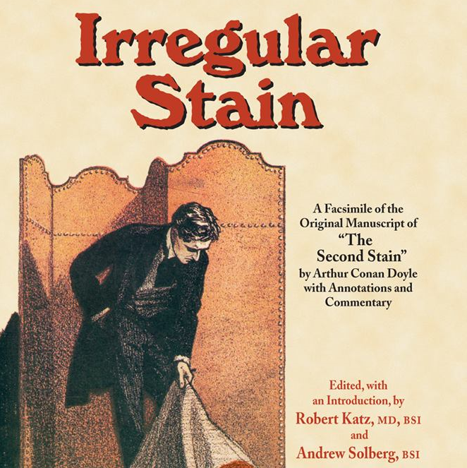 Episode 63: Irregular Stain