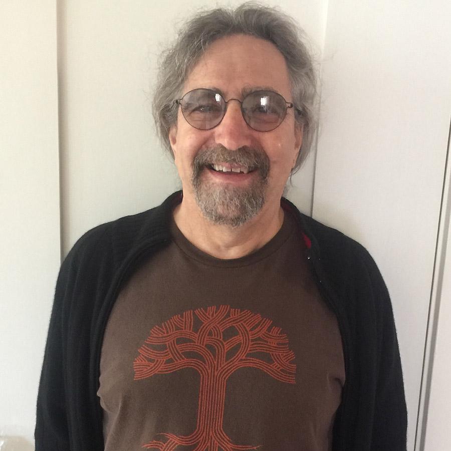Carl in 2018