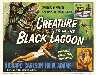 Married With Clickers: Episode 123 - Creature From The Black Lagoon