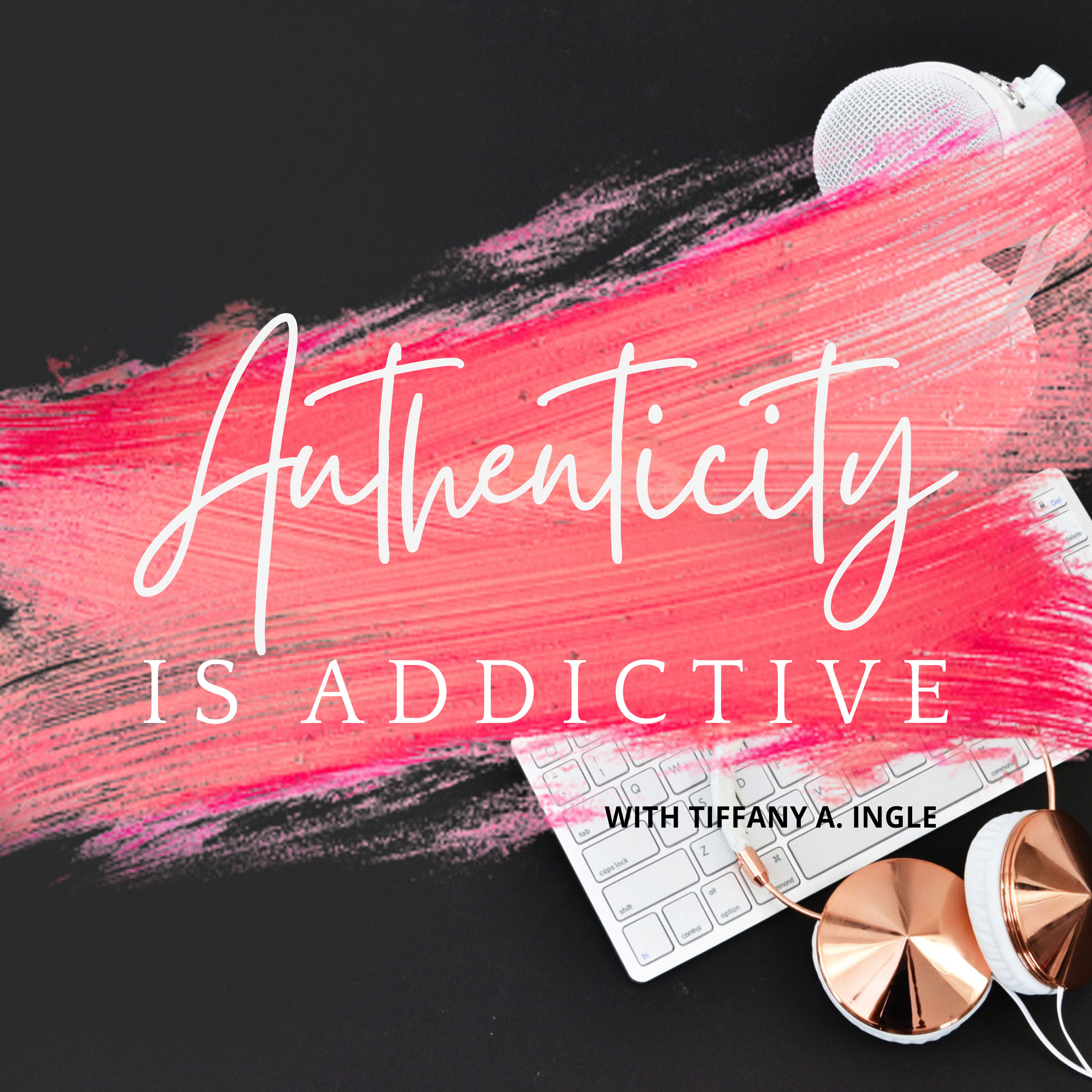 Artwork for Trailer - Authenticity is Addictive