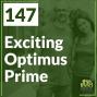 Artwork for 147 Exciting Optimus Prime