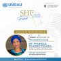Artwork for Episode Fifteen: Implementation with Dr Phumzile Mlambo Ngcuka