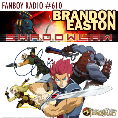 Fanboy Radio #610 - Brandon Easton