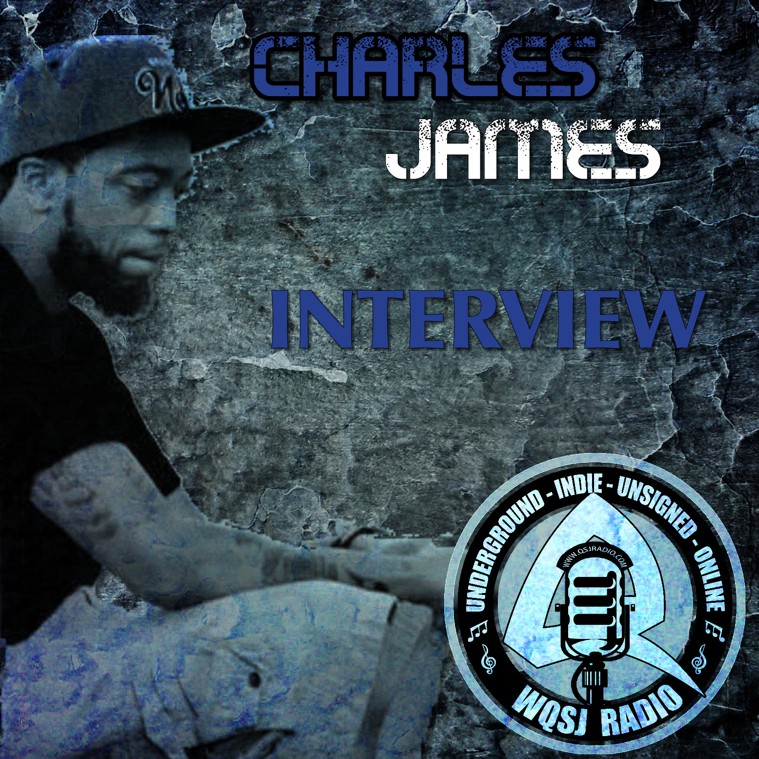 2.8.2013 Podcast QSJ Radio With Charles James