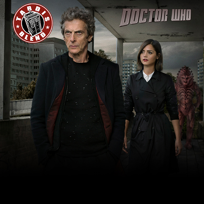 TARDISblend 92: The Zygon Invasion