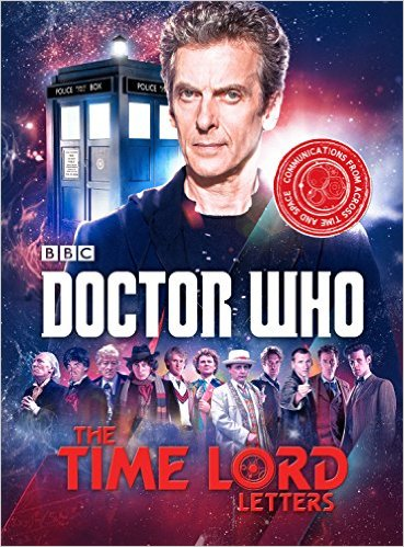 TDP 524: Doctor Who Book Time - Lord Letters