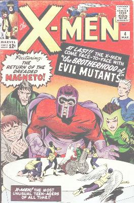 The X-Men Blog -- The X-Men 4