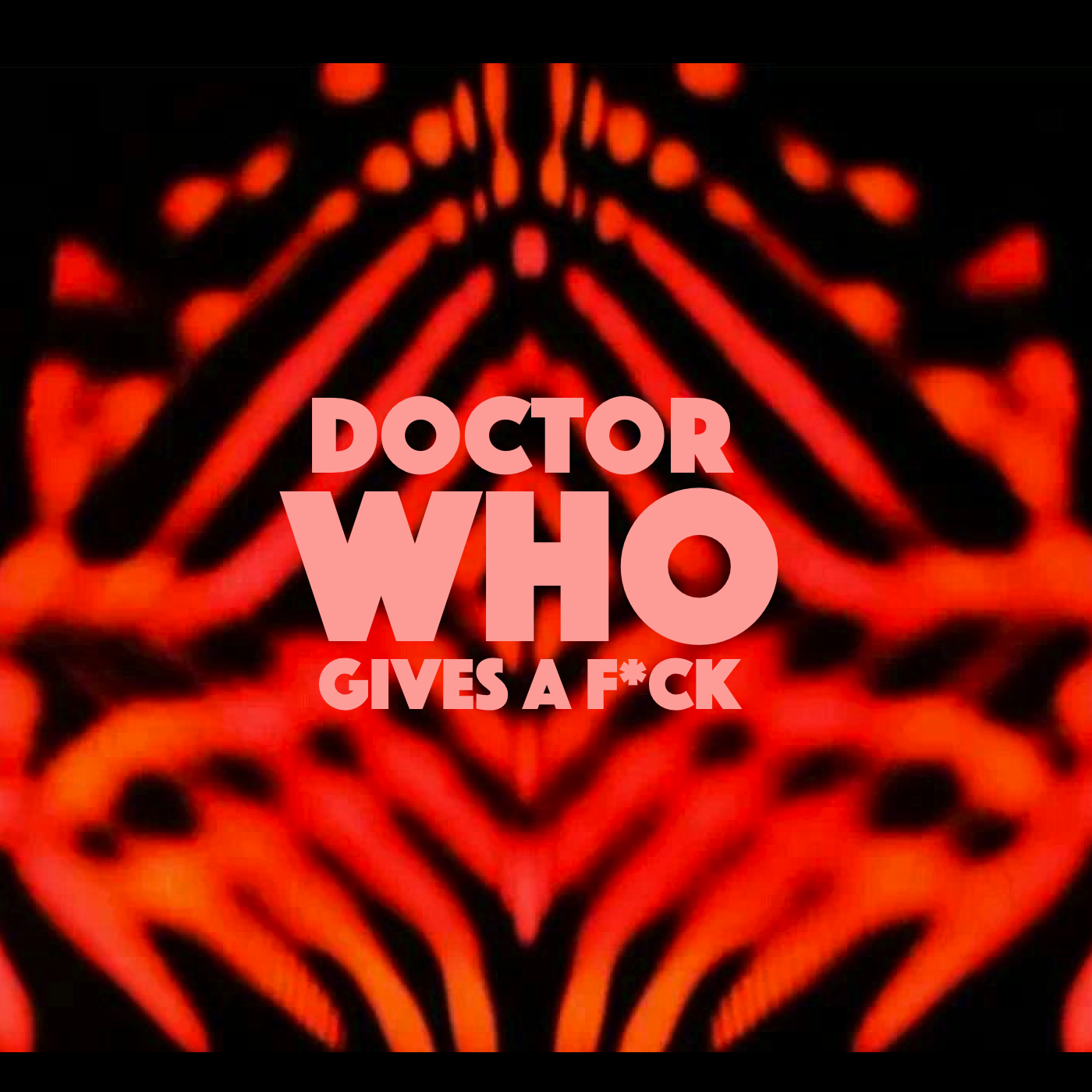 Doctor Who Gives A F*ck show art