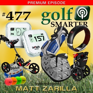 477P: Forget Clubs, Let's Talk About Golf Accessories