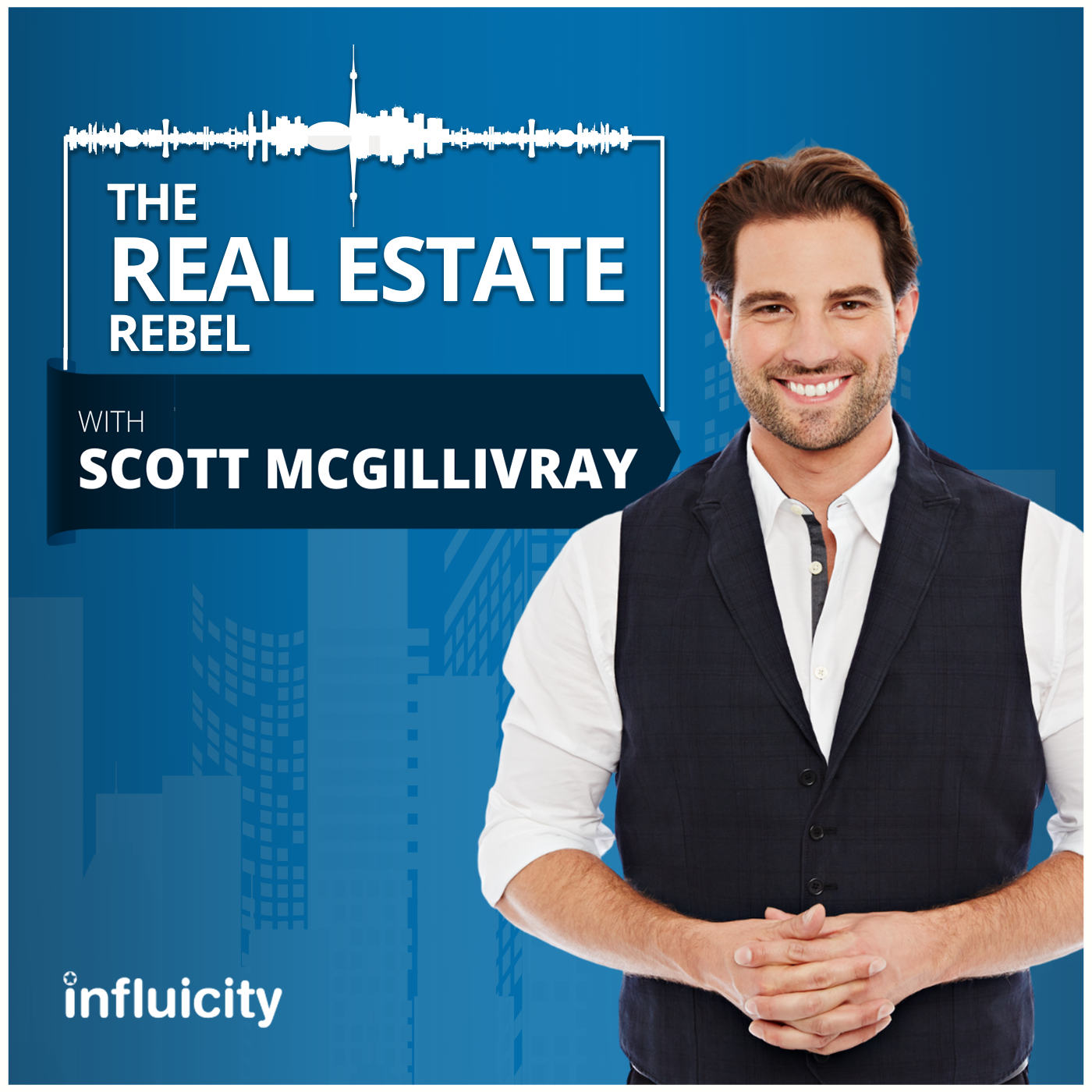 The Real Estate Rebel with Scott McGillivray show art