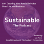 Artwork for #110: Creating New Possibilities in Your Life and Business with Ian Percy, Possibilities Coach