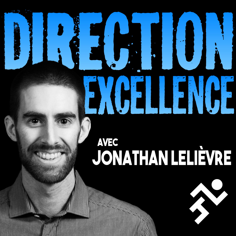 Direction Excellence : où le sportif se transforme en athlète complet, un épisode à la fois! show art