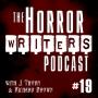 Artwork for The Horror Writers Podcast - Episode #19:  Audiobooks with Simon Whistler