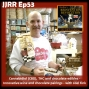 Artwork for JJRR Ep53 Cannabidiol (CBD), THC and chocolate edibles - Innovative wine and chocolate pairings -  with Joel Fink