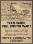 Artwork for U.S. Marks 100th Anniversary of Entry into WWI