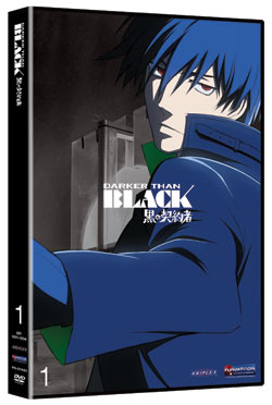 Podcast Episode 143: Darker Than Black Volume 1