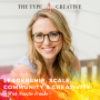 Artwork for S2EP2: NATALIE FRANKE - Leadership, Scale, Community and Creativity