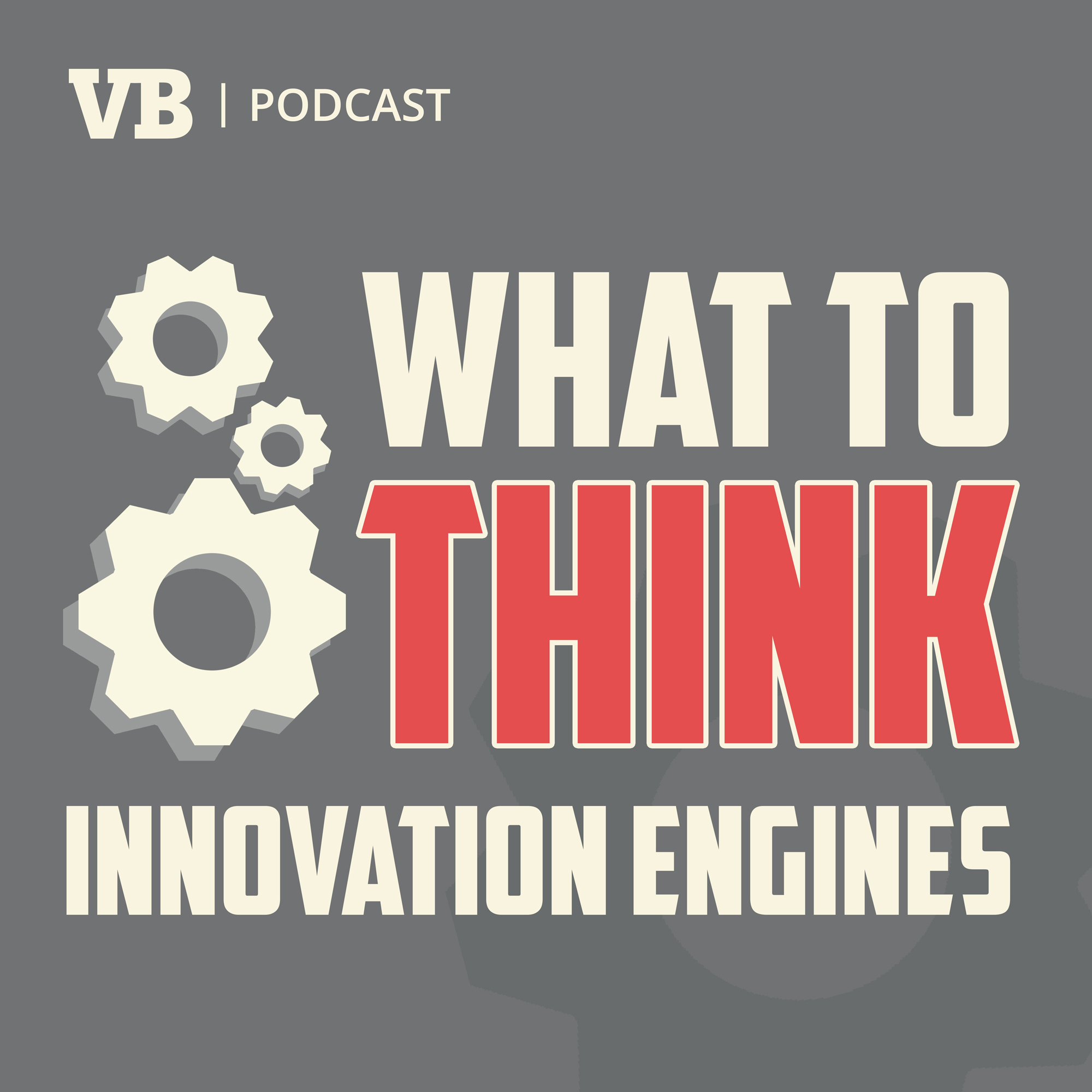 VentureBeat's What to Think Podcast show art