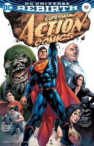 Rebirth: Action Comics 957