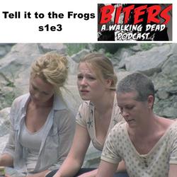 Retro Ep 3 - s1e3 Biters: The Walking Dead Podcast