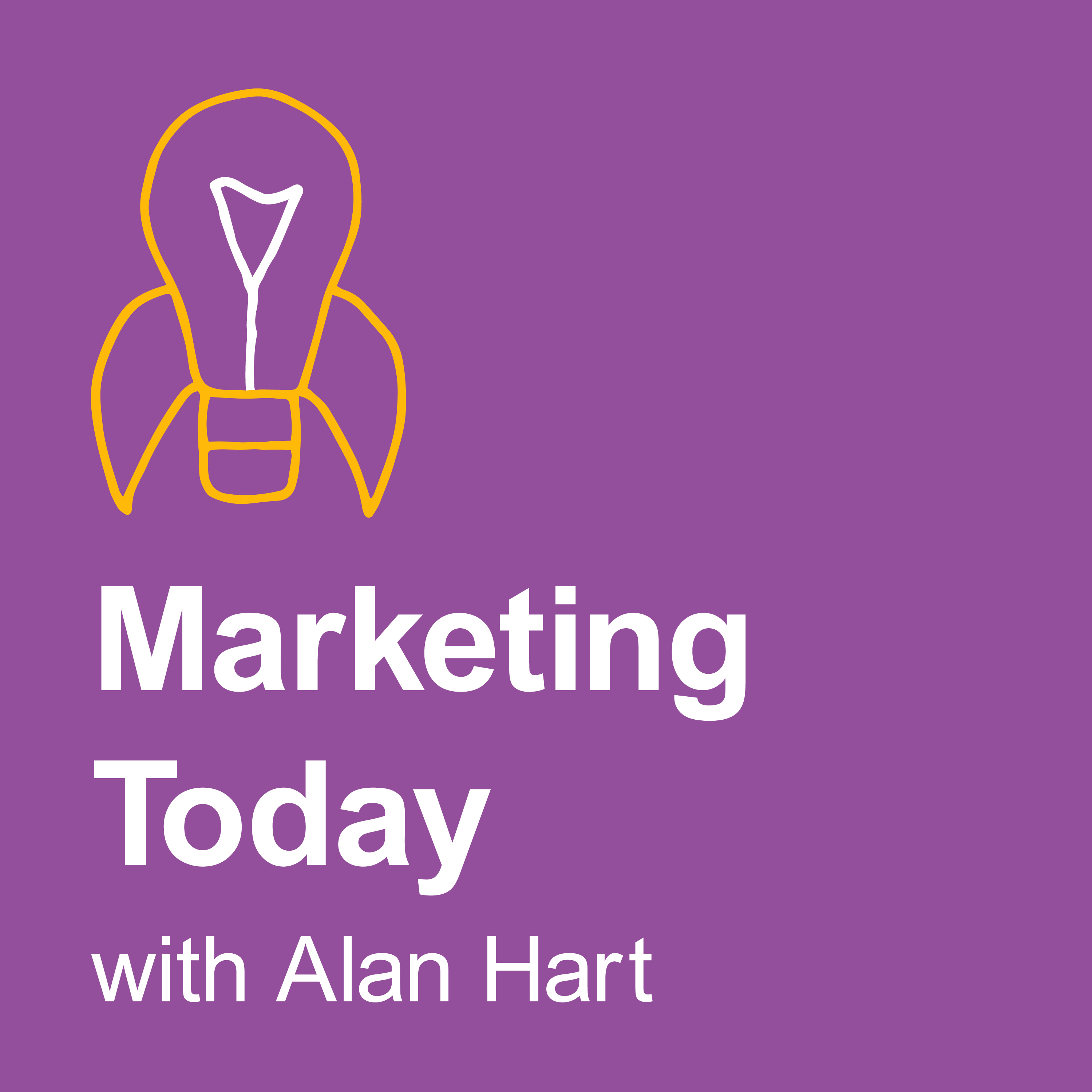 Marketing Today with Alan Hart show art