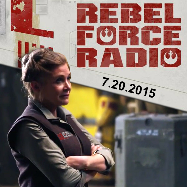RebelForce Radio: July 20, 2015