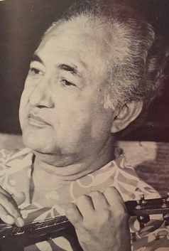 Hawaii Calls – Benny Kalama
