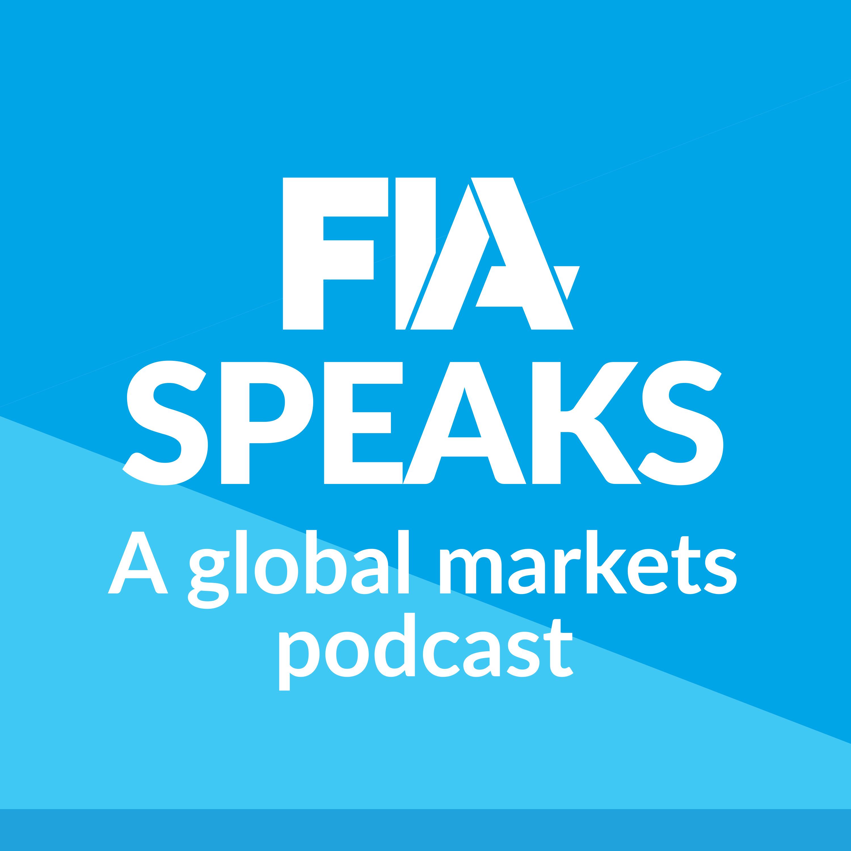 FIA Speaks show art
