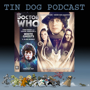 TDP 383: White Ghost - 4th Doctor 3.2