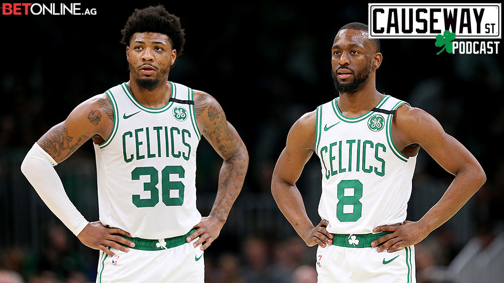 253: Are the Celtics finally healthy?