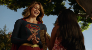 Like a Girl #6 Supergirl 1x02 Stronger Together