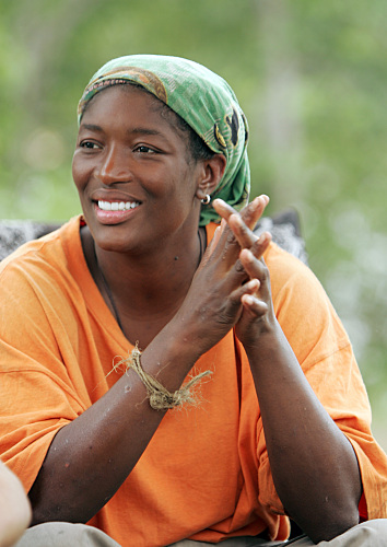 SFP Interview: Taj Johnson-George from Survivor Tocantins