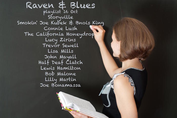 Raven and Blues 16 Oct 2015