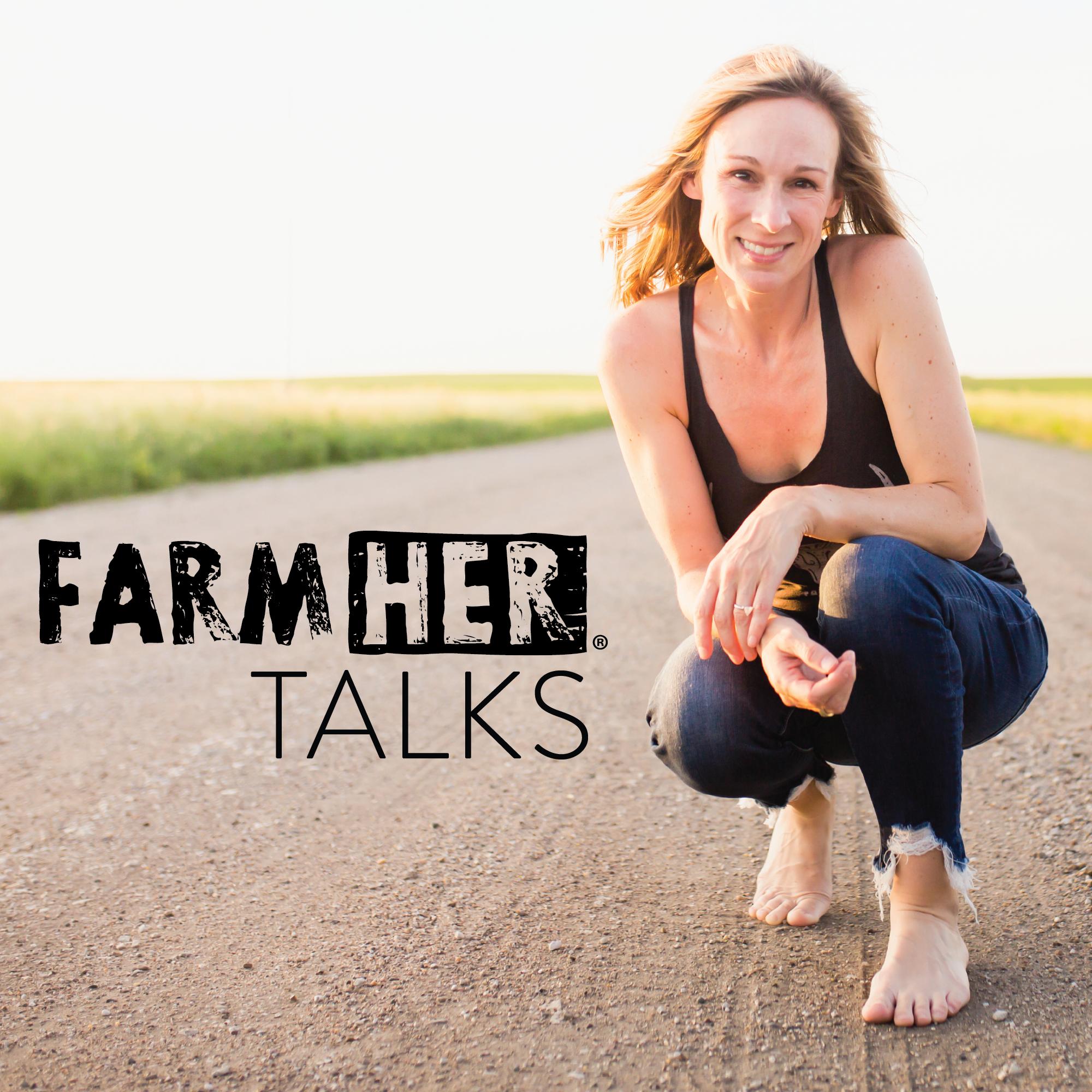 FarmHer Talks show art