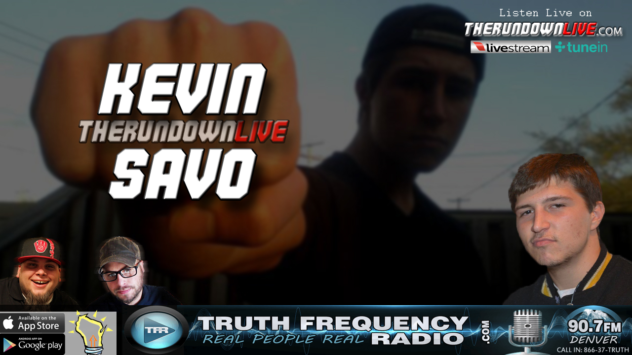 The Rundown Live #555 Kevin Savo (Being Yourself, Controlled Thought)