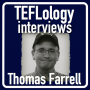 Artwork for TEFL Interviews 13: Thomas Farrell on Reflective Practice in TESOL